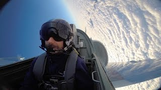 Download Pulling 5 G's (Grey-Out) L-39 Jet Aerobatics and Cloud Surfing - Flight VLOG Video