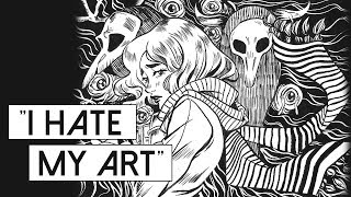 Download ″I hate my art″   What to do if you hate your own art? Video