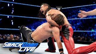 Download AJ Styles vs. Shinsuke Nakamura - Winner Picks Title Match Stipulation: SmackDown LIVE, May 15, 2018 Video