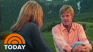 Download Flashback: Gloria Steinem's 1986 Interview With Robert Redford | TODAY Video