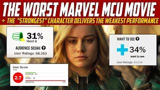 Download Pompous, Privileged and Predictable - A Captain Marvel Review and Analysis Video