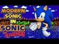 Download Modern Sonic In Sonic 1 Video