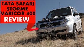 Download New Tata Safari Storme Varicor 400 : Review : PowerDrift Video