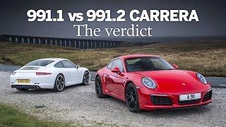Download Porsche 991.1 vs 991.2 Carrera: The Verdict Video
