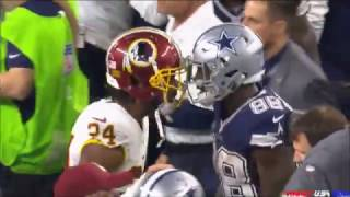 Download Josh Norman & Dez Bryant Scuffle After The Game : Full Video HD Video