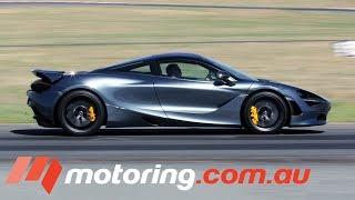 Download 2018 Mclaren 720s Review   motoring.au Video