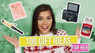 Download 100 CHRISTMAS GIFT IDEAS FOR HER! - Girlfriend, Sister, Mom, Best Friend etc. | Katerina Williams Video