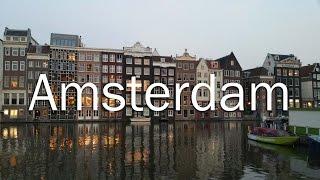 Download Euro Trip 2016: Amsterdam Video