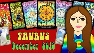 Download TAURUS DECEMBER 2019 Working with the Divine! Tarot psychic reading forecast predictions Video