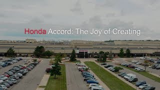 "Download Honda Accord: ""The Joy of Creating"" Video"