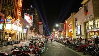 Download Motorcycles take over Hollywood - On Any Sunday, The Next Chapter Video