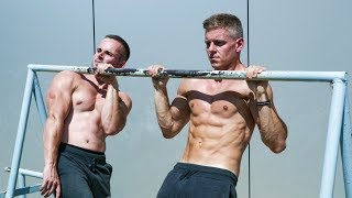 Download 20 Types of Pull Ups (✔️All Levels) Video