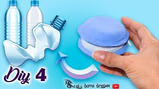 Download 4 Manualidades fáciles con Botellas de plástico / reciclaje creativo Video