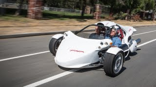 Download 2013 Campagna Motors T-REX - Jay Leno's Garage Video