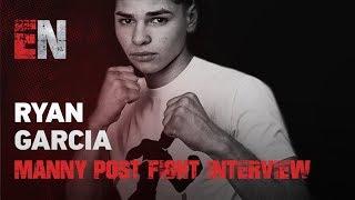 Download Ryan Garcia & Canelo Coach Eddie Reaction To Pacquiao Winning EsNews Boxing Video