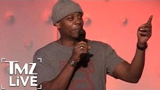 Download Dave Chappelle Heckled by Donald Trump Supporter I TMZ Live Video
