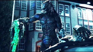 Download The Predator 2018 - Fight Scenes BIG PREDATOR Full Battle [HD] PART 1 Video