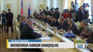 Download MOSKOVADA GƏRGİN DANIŞIQLAR Video