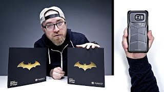 Download Batman S7 Edge Unboxing & Giveaway! Video