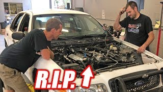 Download Our GT500 Engine Blew Up... No One Saw This Coming Video