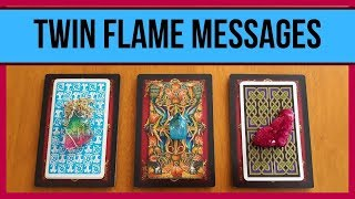 Download TWIN FLAMES | POWERFUL MESSAGES FROM SPIRIT *Pick A Card* Love Relationship Soulmate Tarot Reading Video