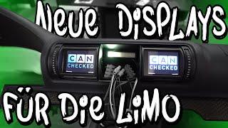 Download Die Carbon Türen sind drin - jetzt bekommt die Limo 2 neue Displays! - Canchecked | Philipp Kaess | Video