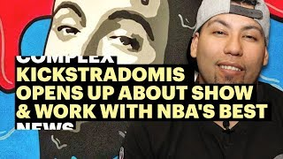 Download Kickstradomis Opens Up About New Show & Work with Some of the NBA's Best Video