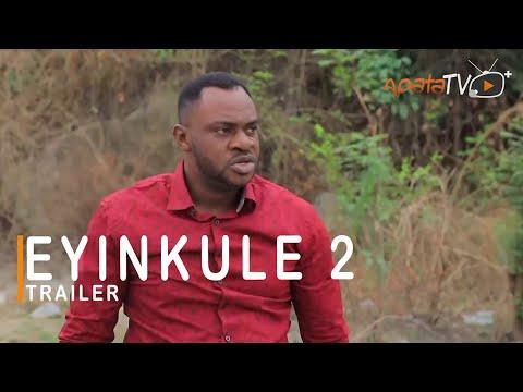 Odunlade Threatens His Bosom Friend - Eyinkule 2 Yoruba Movie