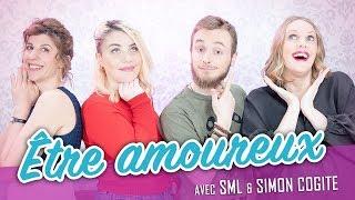 Download Être amoureux (feat. SML - SIMON COGITE) - Parlons peu Mais parlons ! Video