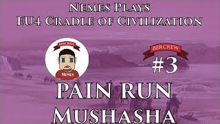 Download Pain Run - Eu4 Cradle of Civilization - Mushasha Ep 3 Video