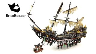 Download Lego Pirates of the Caribbean 71042 Silent Mary - Lego Speed Build Video