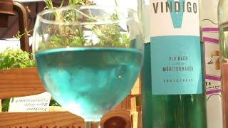 Download Avez-vous goûté le vin bleu? Il fait déjà fureur en France Video