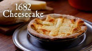 Download Cheese Tart - 18th Century Cooking Series from Jas. Townsend and Son S3E12 Video