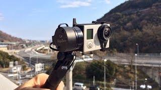 Download 日本初?GoPro専用 FY G3 Steadycam 入手しました! Video
