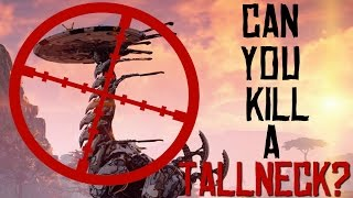 Download Can you kill a Tallneck in Horizon Zero Dawn? Video