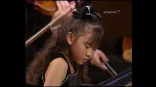 Download Mozart Piano Concerto 26. Aimi Kobayashi Video