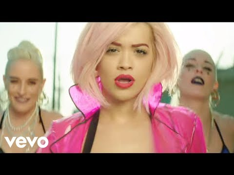 Rita Ora - I Will Never Let You Down (Official Video)