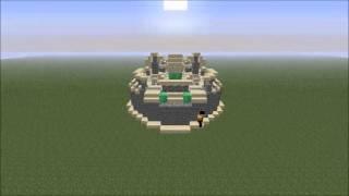 Download Construcción en Minecraft - [Ep 5] - Spawn de un server. Video