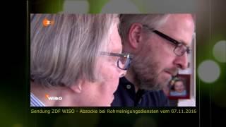 Download Jetzt warnt auch das ZDF in der Sendung WISO vor den Rohrhaien Video