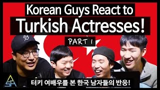 Download Korean Guys React to Turkish Actresses #1 [ASHanguk] Video