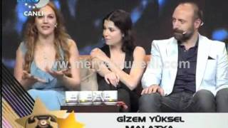 Download Meryem Uzerli (Meriem Userli) - Beyaz Show Video