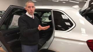 Download BMW X5 third row seat demonstration Video