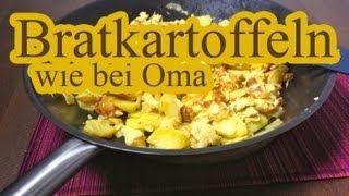 Download Bratkartoffeln nach Omas Art Video