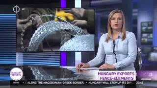 Download Visegrad Group ready to defend Europe's borders Video