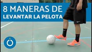 Download Jugar a fútbol - 8 maneras de levantar la pelota Video