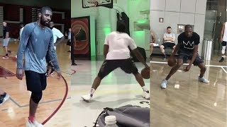 Download NBA Players vs Random People, Fans, Trash Talkers(UNSEEN) Video