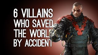 Download 6 Villains Who Saved the World By Accident Video