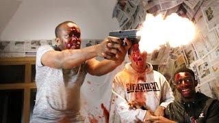 Download Sidemen SHOOTOUT Challenge! ft. KSI, Miniminter & TBJZL Video