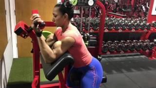 Download Kai ″ChunLi″ Winklaar Biceps Pump Video