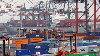 Download EU and Global Trade - real economy Video